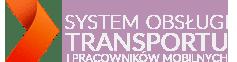 System obsługi transportu i pracowników mobilnych